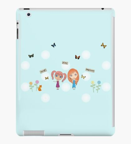 Play All Day iPad Case/Skin