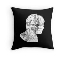 Revolution is coming Throw Pillow
