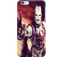 Mars Iron Man iPhone Case/Skin