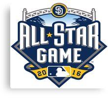 MLB All-Star Game Canvas Print