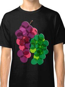 Retro Grapes Classic T-Shirt