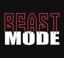 Beast Mode! by onyxdesigns