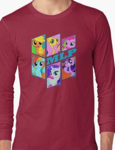 MLP MANE 6 Long Sleeve T-Shirt