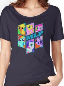 MLP MANE 6 Women's Relaxed Fit T-Shirt