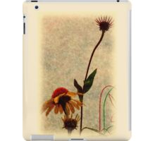 Kantzler Memorial Arboretum Flowers iPad Case/Skin
