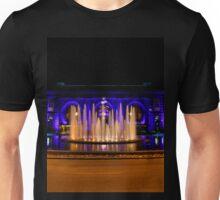 Union Station in Blue Unisex T-Shirt