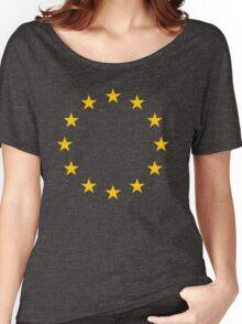 EU Women's Relaxed Fit T-Shirt