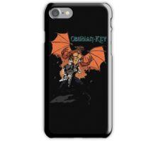 Obsidian Key - Sly Dragon and Sonic V - Progressive Rock Metal - Hand drawn iPhone Case/Skin