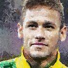 Neymar by bogfl