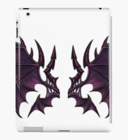 Wings Onice RPG iPad Case/Skin