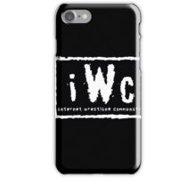 iWc iPhone Case/Skin