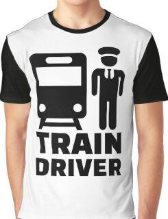 Train driver Graphic T-Shirt