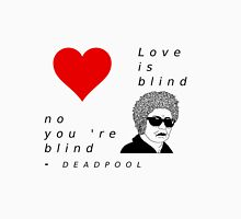 Deadpool - Love is... - FanShirt Unisex T-Shirt