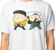 TheDandyTiger chibi style Jay & Bob Classic T-Shirt