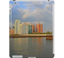 Jersey City Newport  iPad Case/Skin