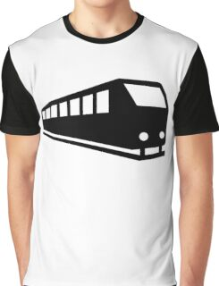 Train locomotive Graphic T-Shirt
