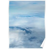 Head above the clouds Poster