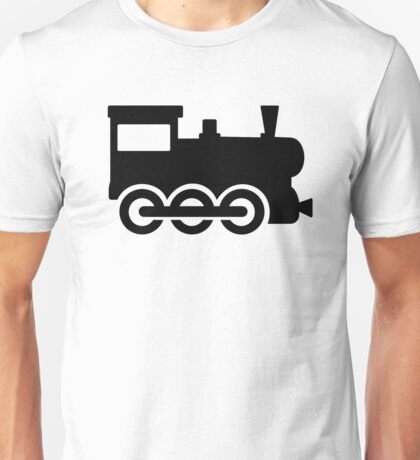 Train locomotive Unisex T-Shirt