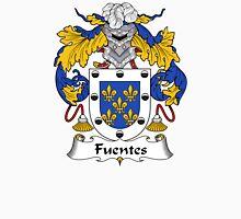 Fuentes Coat of Arms/Family Crest Unisex T-Shirt