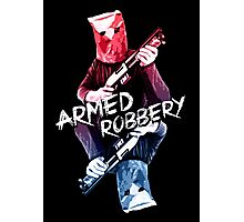 Armed Robbery Photographic Print