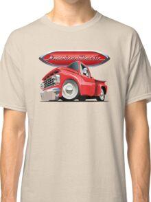 Cartoon retro pickup Classic T-Shirt