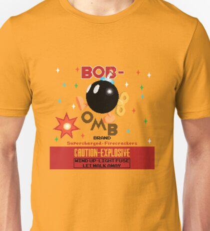 Bob-omb Brand Firecrackers T-Shirt