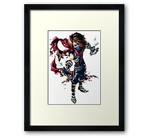 Assasin RPG Epic Framed Print