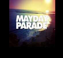 Mayday Parade Sunset by oliviasum41