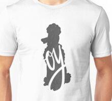 Oy poodle Unisex T-Shirt