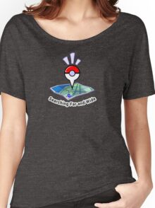 Searching Far and Wide Women's Relaxed Fit T-Shirt