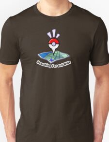 Searching Far and Wide Unisex T-Shirt