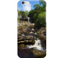 Idyllic Yorkshire dales iPhone Case/Skin