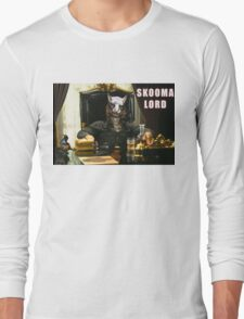 Skooma Lord (Skyrim) Long Sleeve T-Shirt