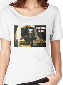 Skooma Lord (Skyrim) Women's Relaxed Fit T-Shirt