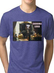 Skooma Lord (Skyrim) Tri-blend T-Shirt