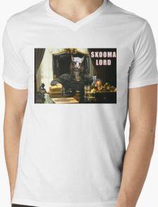 Skooma Lord (Skyrim) Mens V-Neck T-Shirt