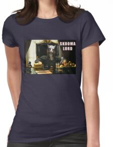 Skooma Lord (Skyrim) Womens Fitted T-Shirt