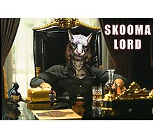 Skooma Lord (Skyrim) Photographic Print