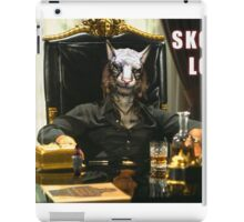 Skooma Lord (Skyrim) iPad Case/Skin