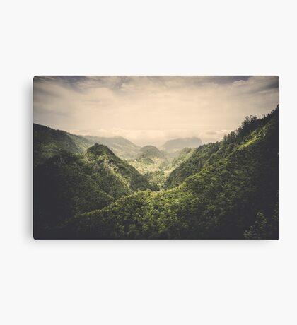 Das Tal Canvas Print