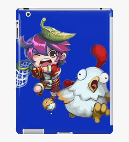 Adventure Boy RPG iPad Case/Skin