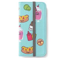 Kawaii Diner iPhone Wallet/Case/Skin
