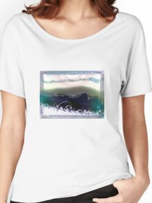 Beneath a Starry Sky Women's Relaxed Fit T-Shirt