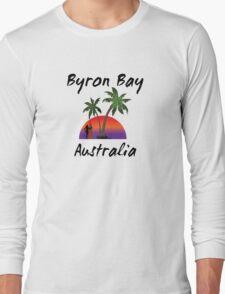 Byron Bay Australia Long Sleeve T-Shirt