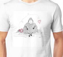 Tangled Yoga Ewe Unisex T-Shirt