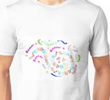 Star sign of the Zodiac - Cancer Unisex T-Shirt