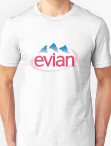 Evian Logo T-Shirt