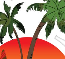 Cable Beach Broome Australia Sticker