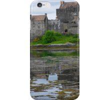 Eilean Donan castle in Scotland iPhone Case/Skin