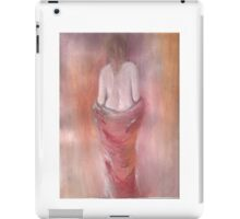 Traditional Seductive Portrait iPad Case/Skin